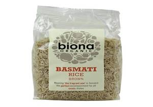 Biona, Organic Basmati Brown Rice