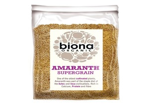 Buy online Biona Organic Amaranth Seed, Groceries Delivery