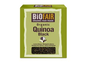 Biofair, Organic Fair Trade Black Quinoa