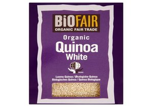 Biofair, Organic Fair Trade White Quinoa