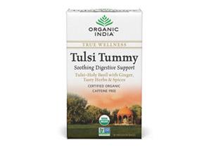 Organic India, Wellness Tulsi Tummy Tea
