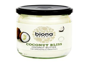 Biona, Organic Coconut Bliss (Coconut Butter)
