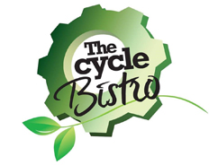 Greenheart Organic Farms partnered with the cycle bistro