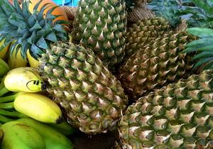 Pineapple, Sri Lanka, organic | Buy Fruit and Vegetables Online
