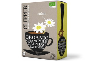 Clipper Organic Infusion Chamomile Tea