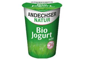 ANDECHSER NATUR Mild organic yogurt, 3.8% 150g