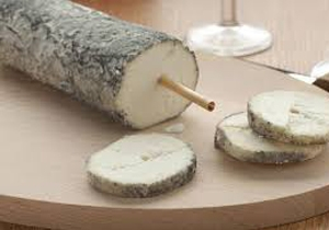 St Maure de Touraine Goats Cheese