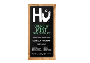 HU CRUNCHY MINT DARK CHOCOLATE
