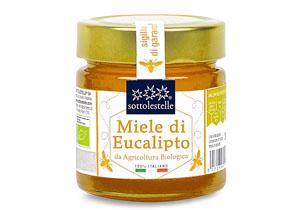 Sottolestelle, Organic Italian Eucalyptus Honey