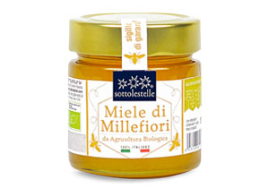 Sottolestelle, Organic Italian Wildflower Honey