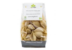 Organic Handmade Pasta Conchiglioni