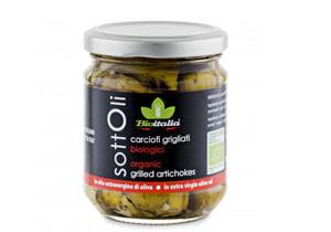 Bioitalia Organic Grilled Artichokes