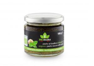 Bioitalia Organic Pesto Sauce with Basil