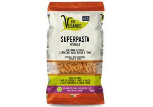 Sottelestelle Organic Bioveg Superpasta Fusilli vegan