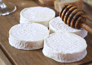 Rocamadour Goats Cheese