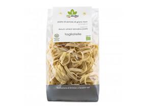 Organic Handmade Tagliatelle Pasta