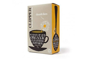Clipper Organic Infusion Dandelion Tea