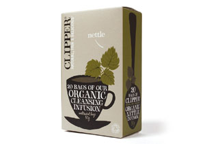 Clipper Organic Infusion Nettle Tea
