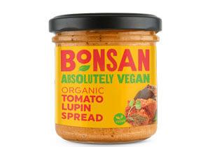 Bonsan Tomato & Lupin Spread
