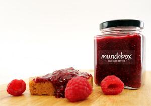 Munchbox, Keto Raspberry Jam