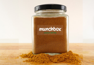 Munchbox Keto Curry Spice Mix