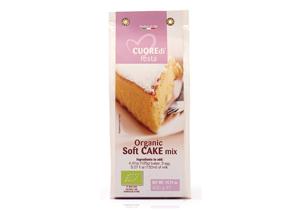 Organic Soft Cake Mix