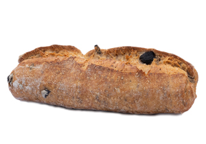 EATALY, Rustic Bread with Olives