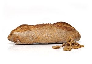 EATALY, Rustic Bread with Walnuts