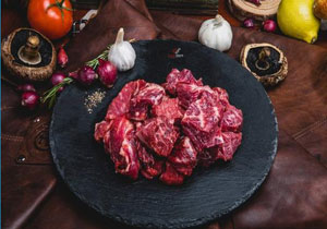 CarniStore Chuck Stew New Zealand Grass-fed Angus Beef
