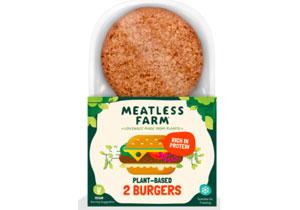 Plant-based Burgers