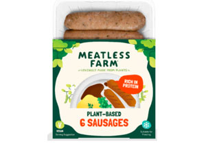 Plant-based Sausages