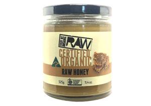 Every bit Organic Raw Honey